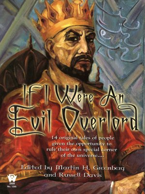 cover image of If I Were An Evil Overlord